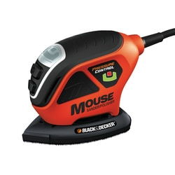 Black and Decker - Bruska Mouse  27 kus psluenstv - KA168K