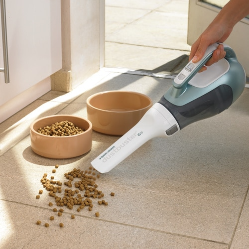 Black and Decker - Vysava Dustbuster 6 V s cyklnovm inkem - DV6010N