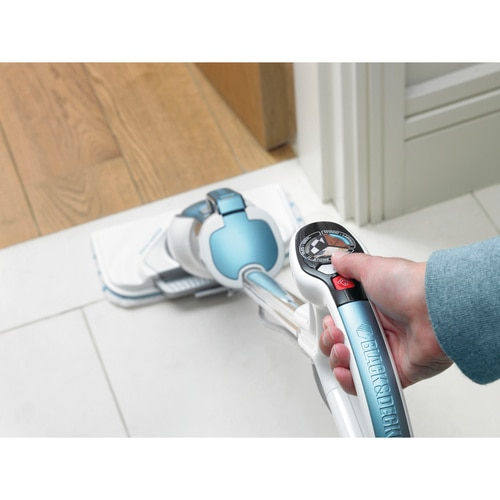 Black and Decker - Parn mop Steammop Deluxe - FSM1630