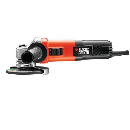 Black And Decker - Vysoce vkonn hlov bruska 750 W 115 mm - KG750