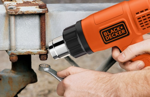 Black and Decker - Horkovzdun pistole 1 750 W - KX1650