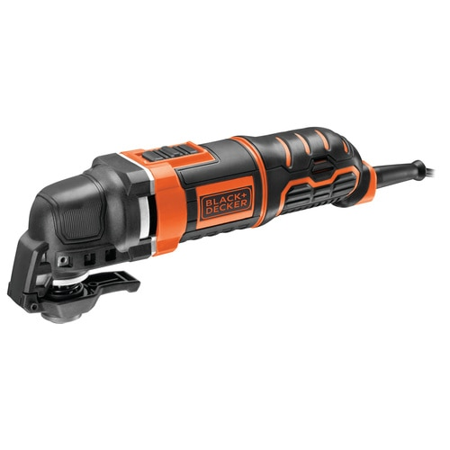Black and Decker - Multifunkn oscilan bruska 300 W - MT300KA
