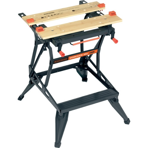 Black and Decker - Pracovn stl Workmate s monost nastaven dvou pracovnch vek - WM550