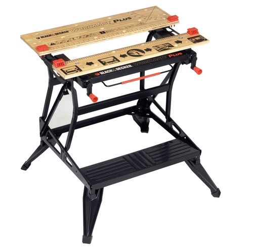 Black And Decker - Pracovn stl Workmate Deluxe - WM825