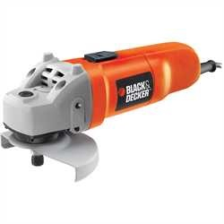 Black and Decker - 710W 115mm Small Angle Grinder - CD115