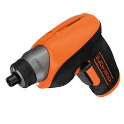 Black and Decker - roubovk 36 V LiIon s hlovm adaptrem - CS3652LC