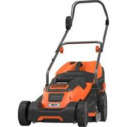 Black and Decker - 1800W 42cm Electric Rotary Lawn Mower with Compact and Go - EMAX42I