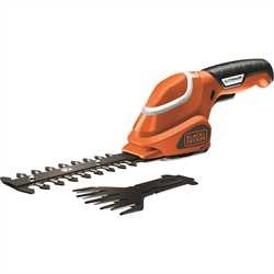 Black and Decker - Nky na trvu a na iv ploty 7 V Combo - GSL700