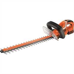 Black and Decker - 18V LiOn Hedge Trimmer 20Ah - GTC1850L20
