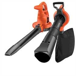 Black and Decker - 2800W Blower Vac - GW2810