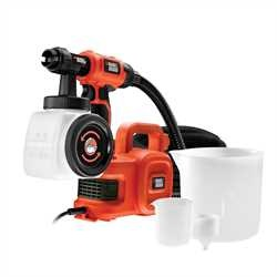 Black and Decker - Fine Spray System  Floor Based - HVLP400