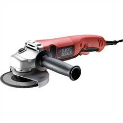 Black and Decker - 1200W 125mm Angle Grinder - KG1200K