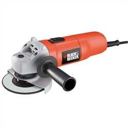Black and Decker - 701W 125mm Small Angle Grinder - KG725