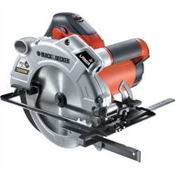 Black and Decker - Kotouov pila 1 500 W s laserem - KS1500LK