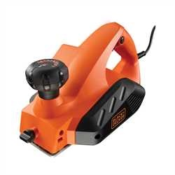 Black And Decker - 650W Rebating Planer - KW712