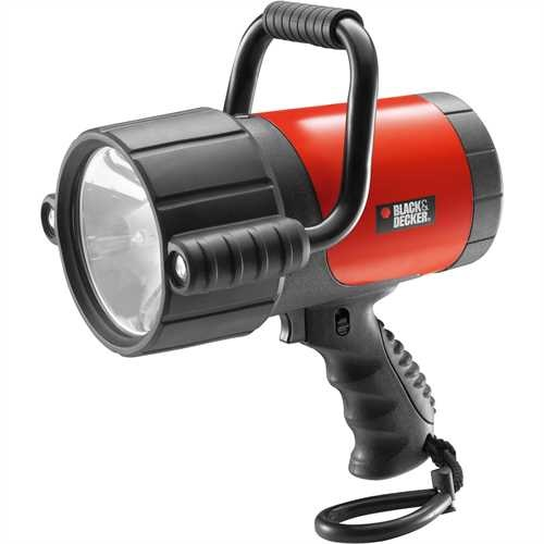 Black and Decker - Univerzln reflektorov svtilna - BDV157