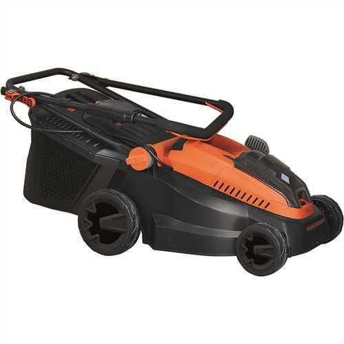 Black and Decker - 36V LiIon Cordless Lawnmower 38cm 2 Batteries - CLM3820L2