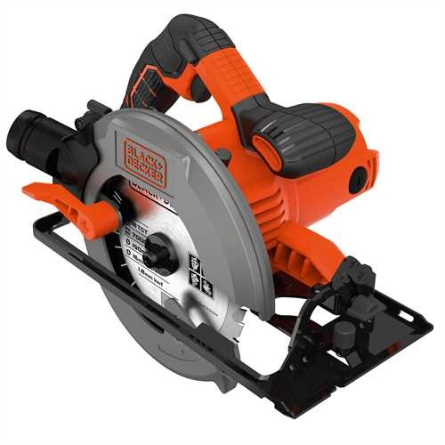Black and Decker - Kotouov pila 1 500 W s hloubkou ezu 66 mm - CS1550