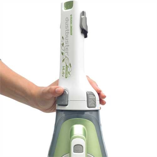 Black and Decker - CS 144V LiIon Dustbuster with Cyclonic Action - DV1410EL
