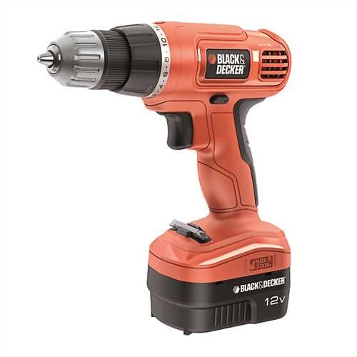 Black and Decker - 12V Drill Driver - EPC12CA