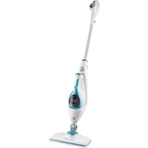 Black and Decker - steammop Deluxe with Steambuster - FSMH1621