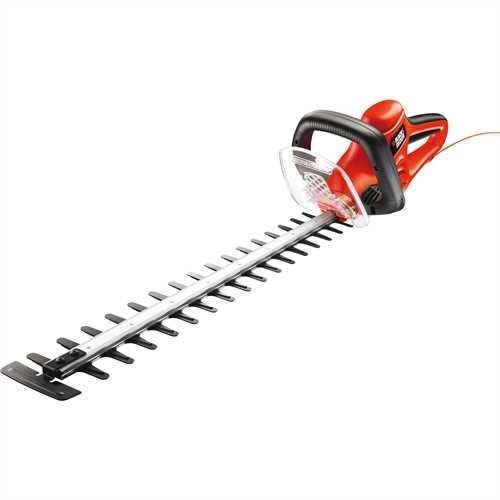 Black and Decker - Nky na iv ploty 600 W 60 cm - GT6030
