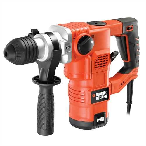 Black and Decker - Pneumatick vrtac kladivo 1 250 W 35 J - KD1250K