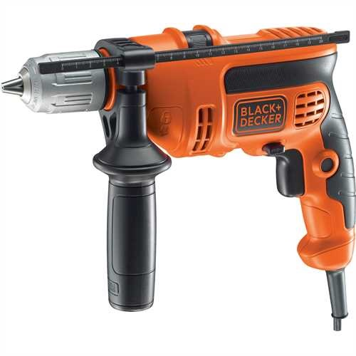 Black and Decker - Pklepov vrtaka 650 W - KR654CRESK
