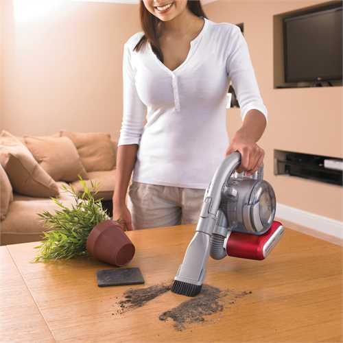 Black and Decker - Run vysava Dustbuster Flexi 108 V LiIon - PD1020L
