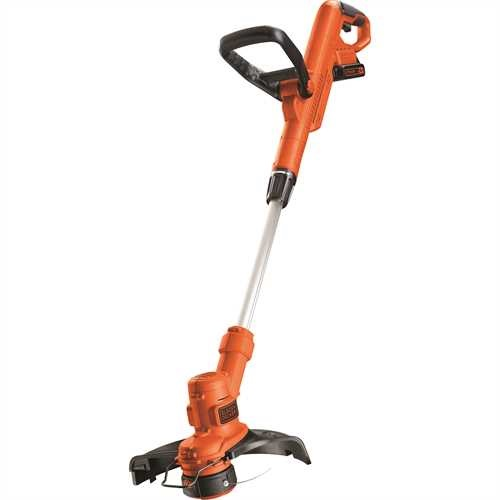 Black and Decker - 18v LiOn String Trimmer 15Ah - STC1815