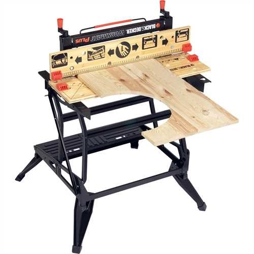 Black and Decker - Workmate Deluxe Workbench - WM825